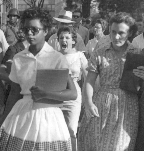 essay on the little rock nine