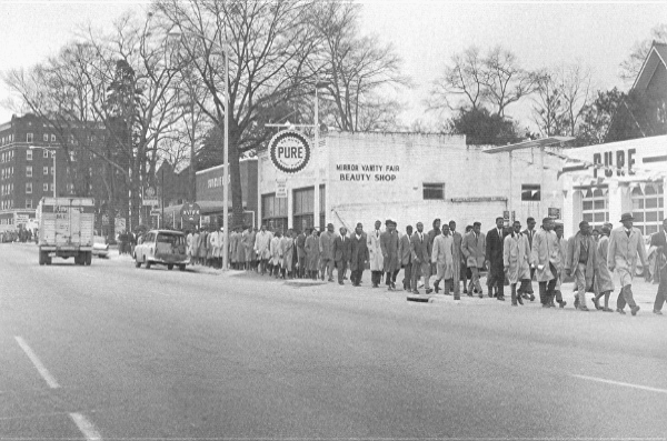 Veterans Of The Civil Rights Movement Images Of A